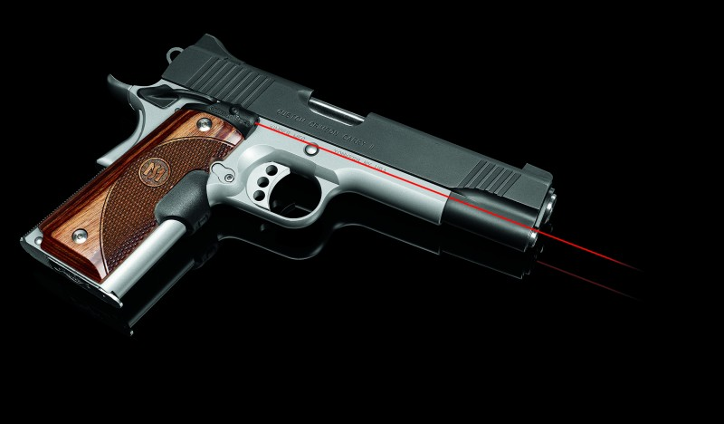 Crimson Trace presents Lasergrips, Lightguards and Master Series Lasergrips for 1911-centered products.