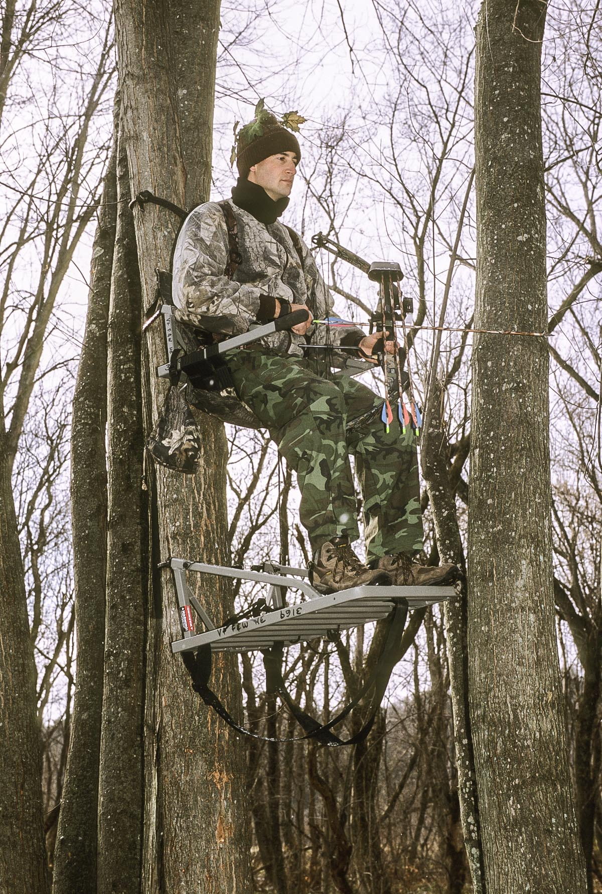 Vermont Offers Tree Stand Safety Tips For Hunters Outdoorhub