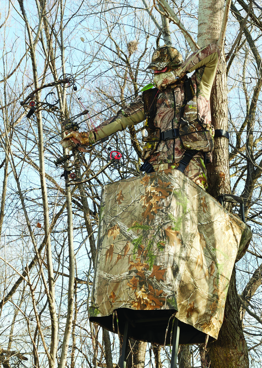 Hunter S Specialties Easy Fit Tree Stand Skirt Offers