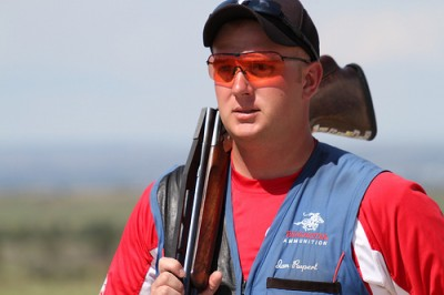 Ian Rupert claimed his first Wold Championship medal in the Junior Men's Double Trap.