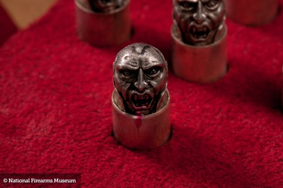 Do you really need hand-carved silver bullets to kill a vampire? Well, yes.