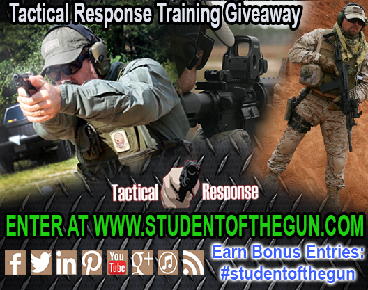 Tactical Response Training Giveaway