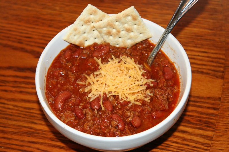 Venison chili made from last season's harvests can be a big hit on game day or for hungry hunters at deer camp.