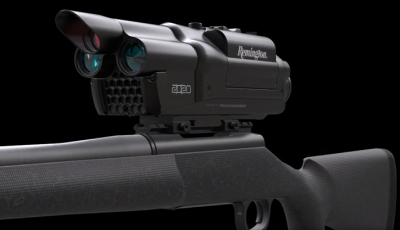 The Remington 2020 system mounted on a Model 700 rifle.