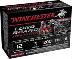Winchester Long Beard XR offers tighter patterns and longer shot capability.