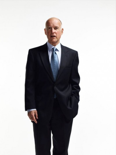 California Governor Jerry Brown signed 11 of the 18 gun-related bills that landed on his desk on Friday.