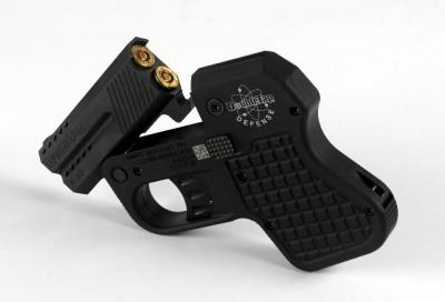 Caliber Pistol in .40 S&W.