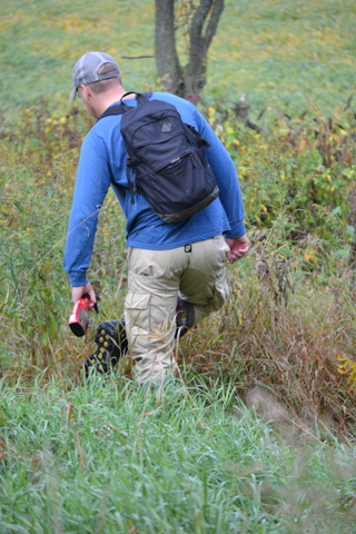 Scent-free hunters take every trip into the field seriously---not just hunts.