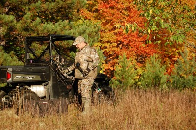 Technology has really advanced our hunting opportunities, from bows and arrows to ATVs and scent-blocking clothing. But you still have to fool the keen ears, eyes, and nose of a whitetail deer, and that is not easy.