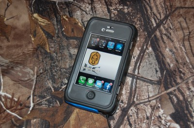 Make sure you take your cell phone with you. A waterproof case is a great idea for hunting in wet conditions.