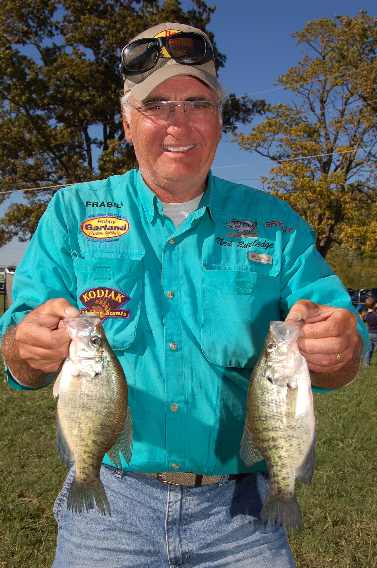 Ned rutledge and bobby garland memorial crappie tournament for Crappie fishing in missouri