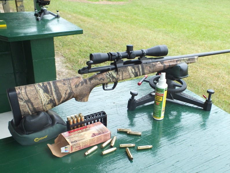 The Remington 783 is a fairly-priced rifle capable of producing sub-minute-of-angle groups with hunting ammo.