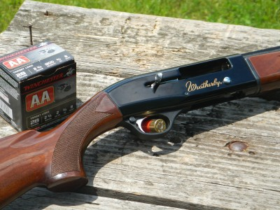 The SA-08 28 Gauge had no problems running through 200 shells of Winchester 2-3/4-inch No. 8 AA Target loads.
