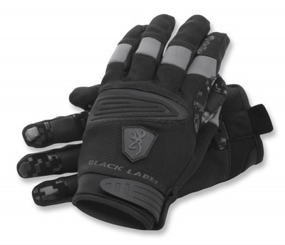 Browning's Black Label Hollowpoint tactical gloves