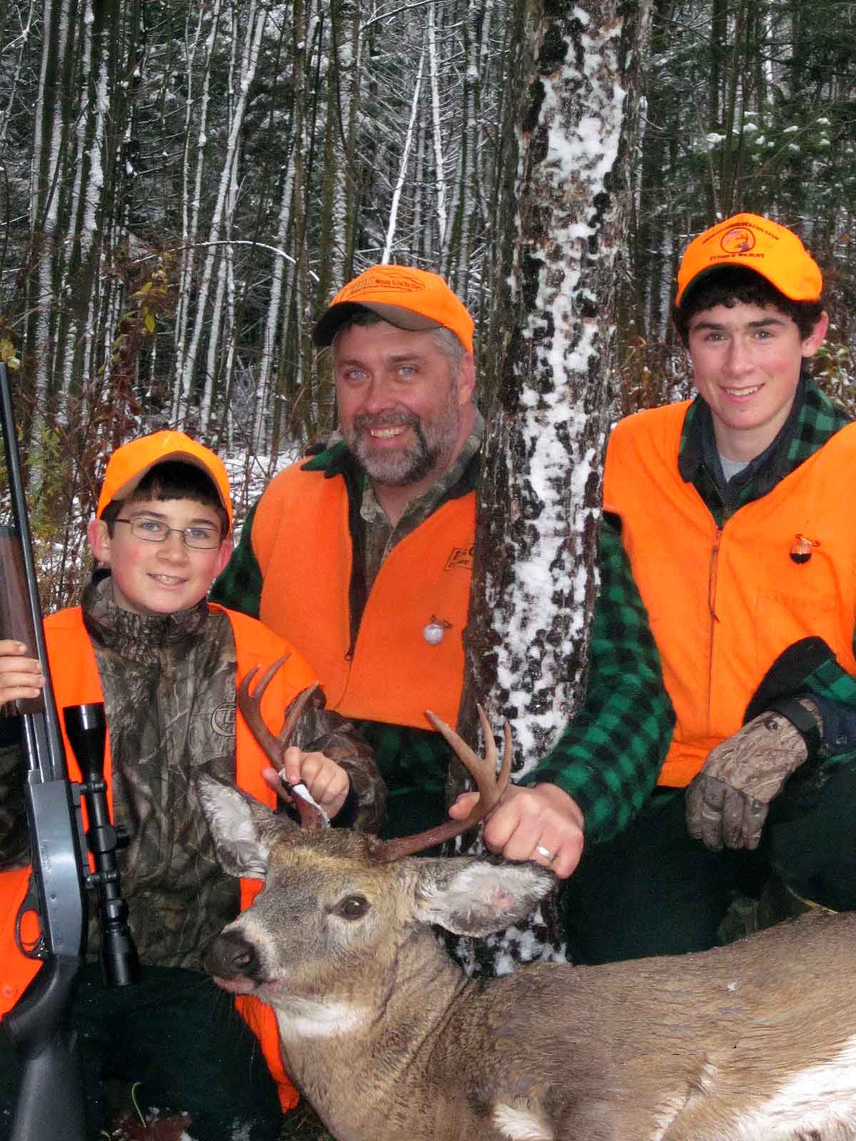 vermont youth hunting memories contest callout