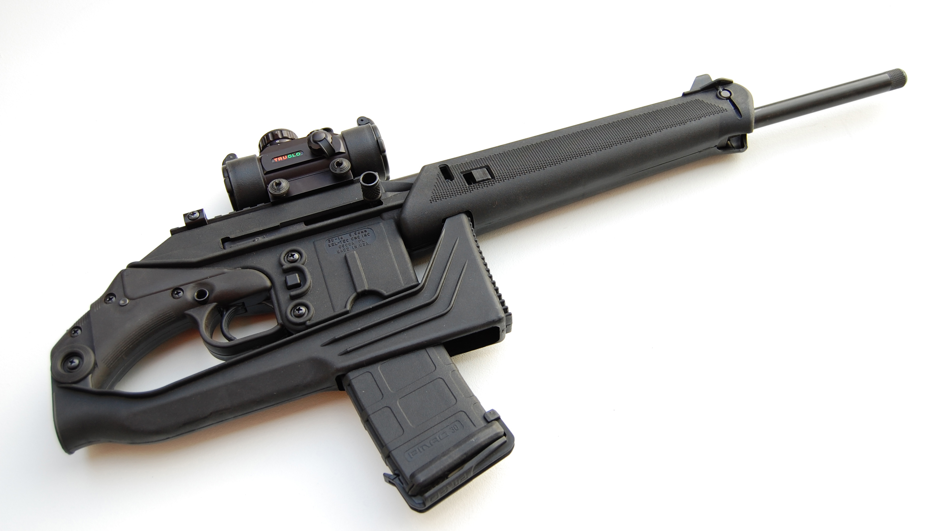 Review: Kel-Tec SU-1C6 Rifle - OutdoorHub