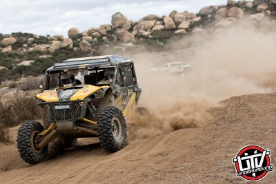 The No. 1904 Desert Toyz / Can-Am Maverick completed the 800-mile-plus race in a little more than 28 hours to capture third in Class 19 and earn the first Baja podium for the Can-Am Maverick 1000R side-by-side.