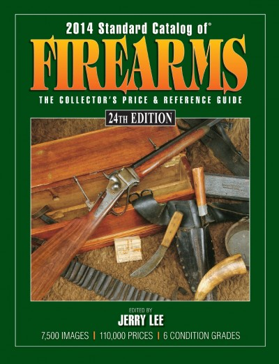 2014 Standard Catalog of Firearms Cover
