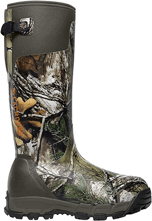 The LaCrosse Alphaburly Pro boots.