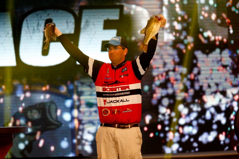 Cliff Pace of Petal, Miss., the 2013 Bassmaster Classic Champion, will defend his title at the 2014 Bassmaster Classic on Lake Guntersville.