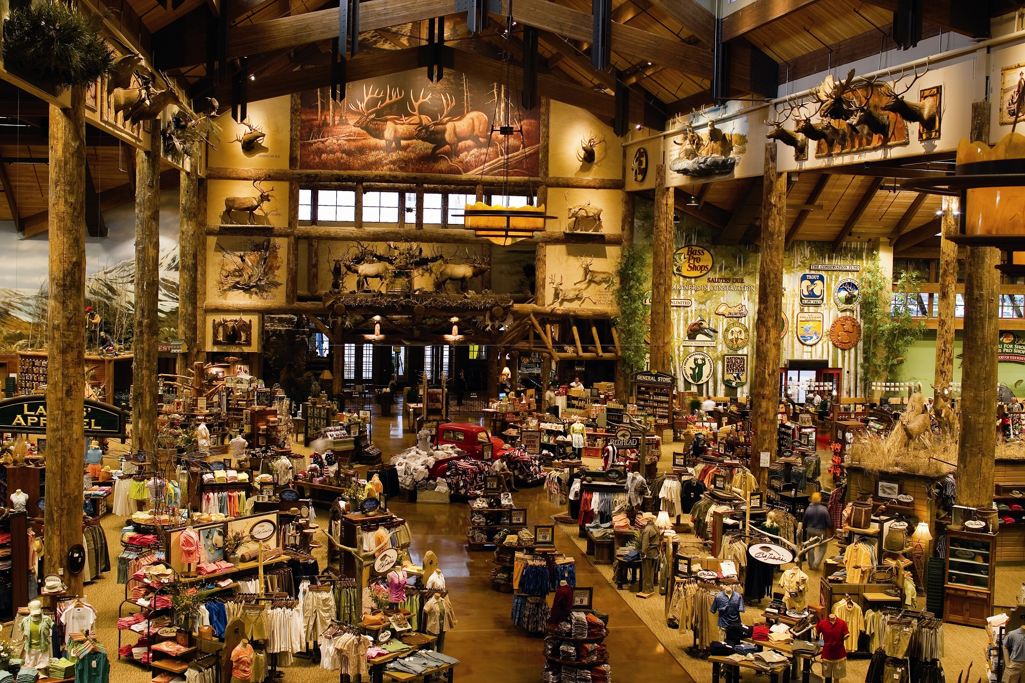 Explore The New Bass Pro Shops Colorado Springs Location