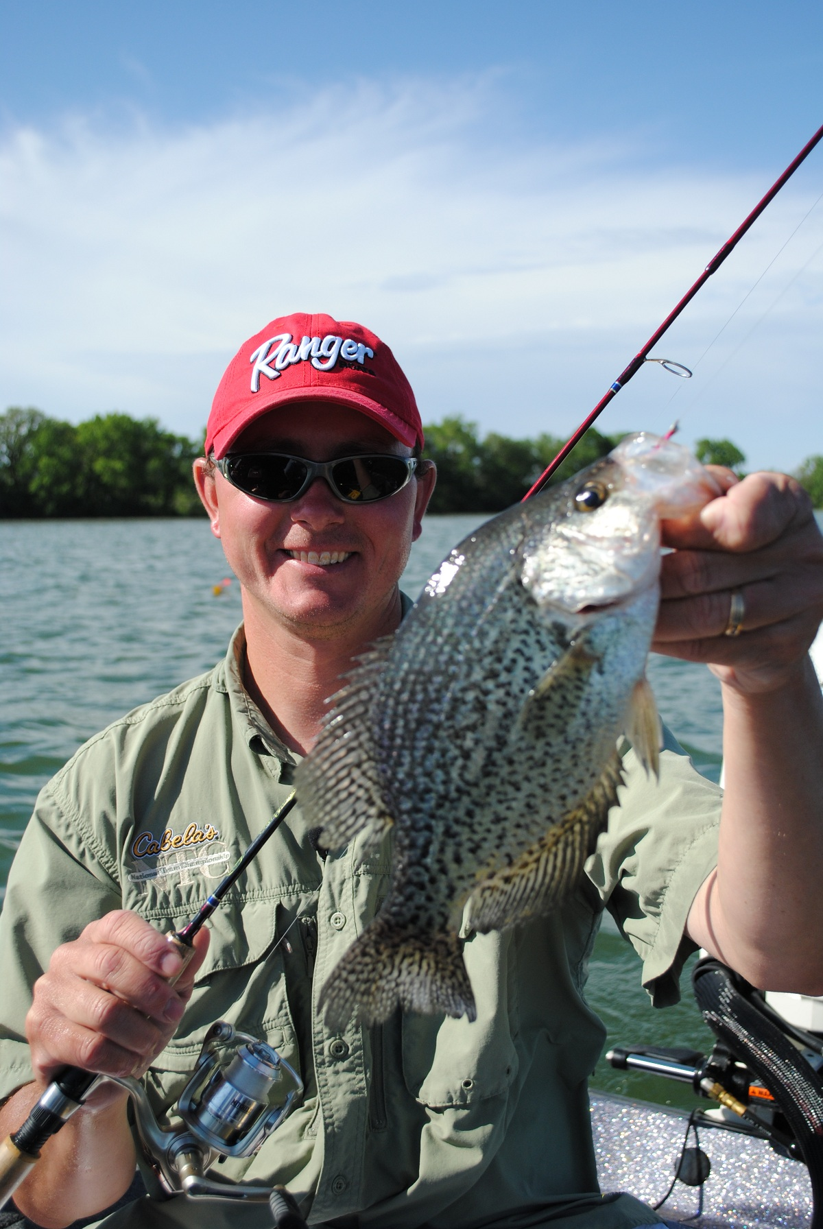 Favorite midwest fishing spots from 2013 outdoorhub for Fishing in iowa