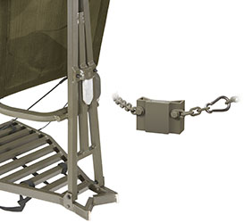 M100 Hang-On Treestand with CamLOCK receiver