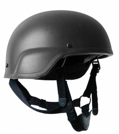 Tacprogear BLACK Advanced Combat Helmet