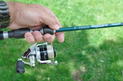 An adaptable and high-quality rod and reel rig can be pieced together for as little as $425. Image by Dan Armitage.