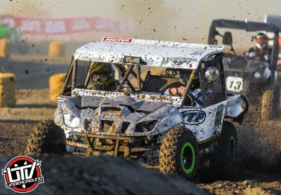 Teddy Chott, racing on ITP Holeshot ATR tires, was third in the Super Stock 570-700 class at Lake Elsinore. He made three laps in a time of 47:01.776, averaging 35.703 mph.