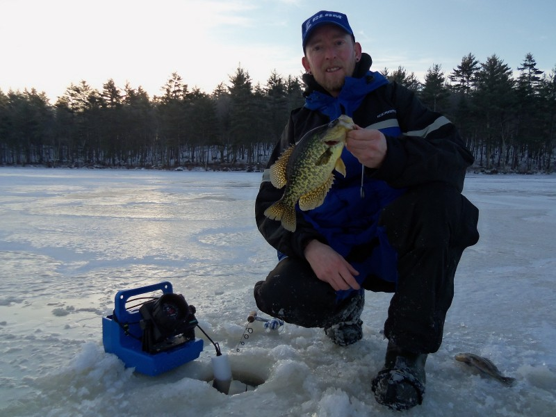 Safety should be on every angler's mind as they hit the ice this season.