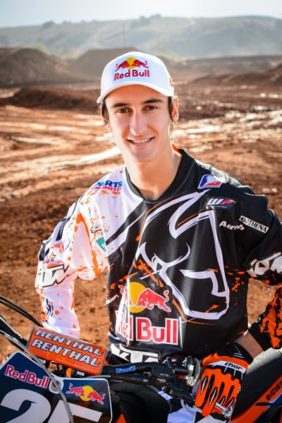 Musquin on the hunt for the 2014 250-class titles.