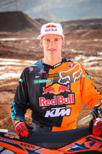 Roczen to ride the KTM 450 SX-F in 2014.