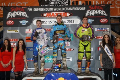 KTM's Giacomo Redondi a clear winner in the Junior class