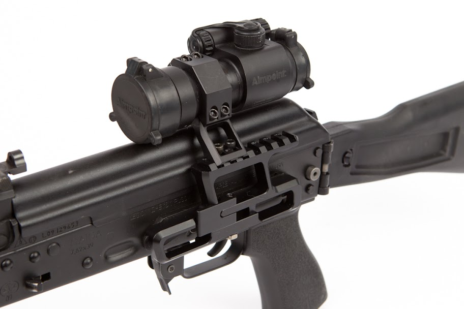 review aimpoint pro red dot sight outdoorhub