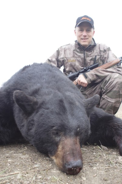 If you want to shoot a giant bear, you must go where giant bears live. Image courtesy Boone and Crockett Club.