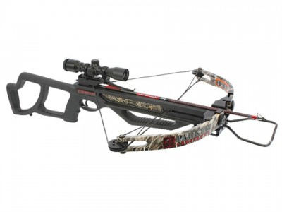 Parker Bows announces the CenterFire Crossbow for 2014 line.