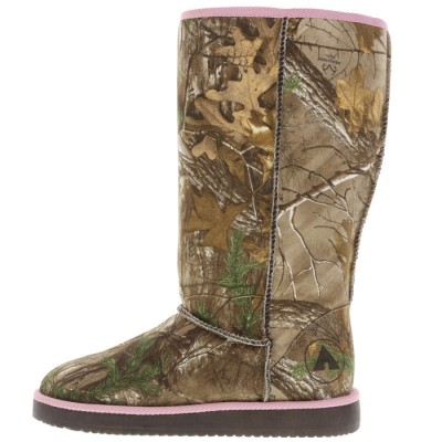 Women's Regan camo slipper