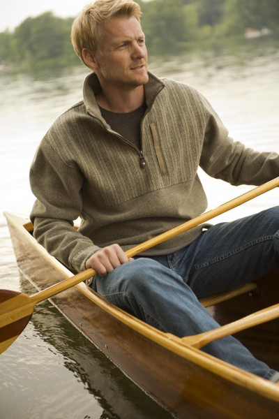 The Outfitter Sweater from 1816 by Remington.