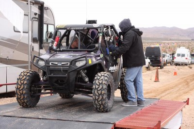 Team Rowdy Dawg Racing, Jim Osier and Mike Colosimo, captured the 2013 BITD Sportsman UTV class championship racing on 28-inch ITP Bajacross tires.