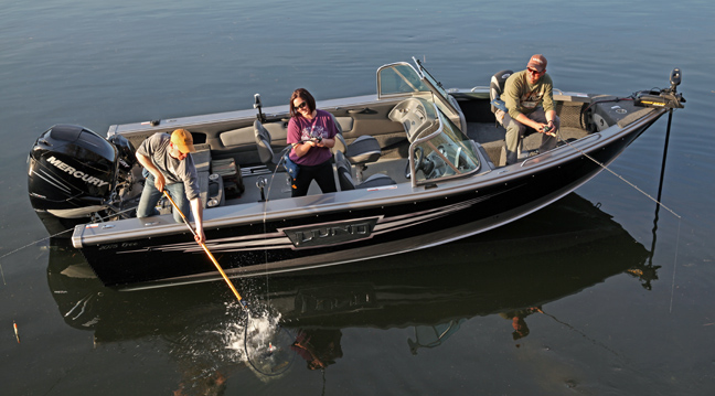 Lund Fishing Boats >> Lund Boats Carves out Another Classic | OutdoorHub