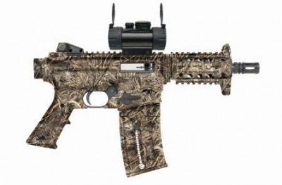 715P Duck Commander Rimfire Pistol