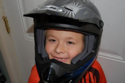 Little ones need helmets most of all. Make sure you do your diligence and purchase a good one!