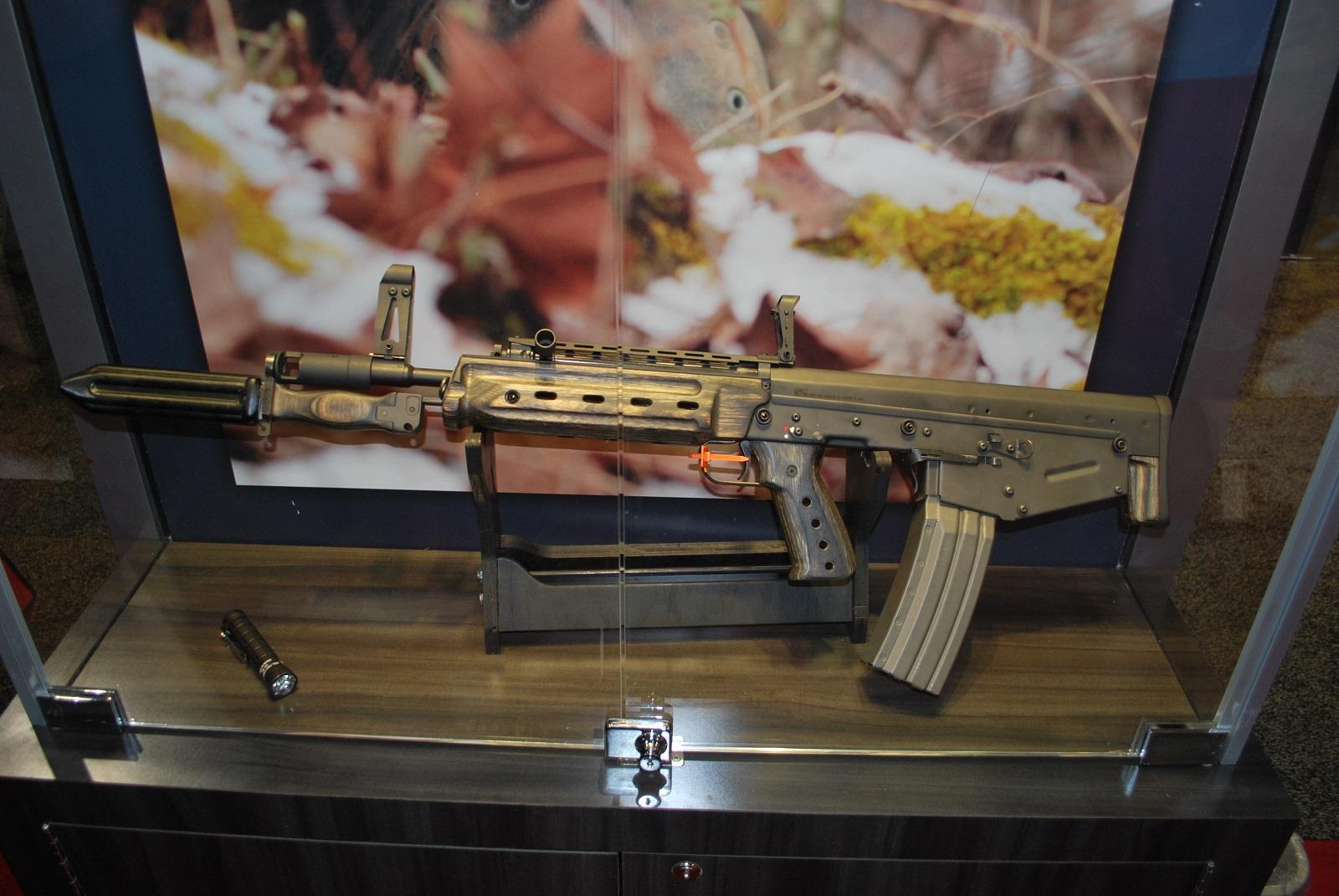 Kel-Tec Showcases New RDB and M43 Bullpup Rifles at SHOT Show