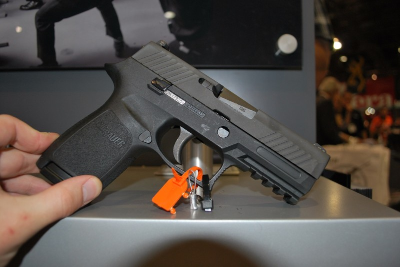 The 9mm SIG P230 Carry.