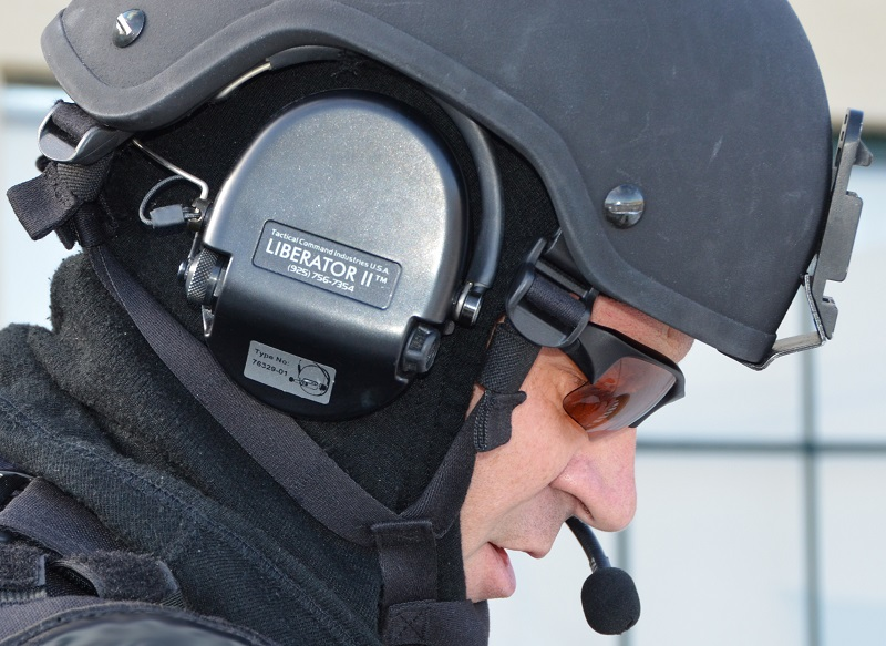 TCI offers high-quality customized and off-the-shelf tactical headsets.