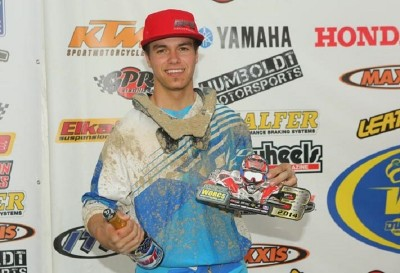 Zimmerman, who finished sixth overall in the WORCS ATV Pro class a year ago, completed 10 laps in a time of 01:40:15 on his Can-Am DS 450 to take third at the first round of WORCS.