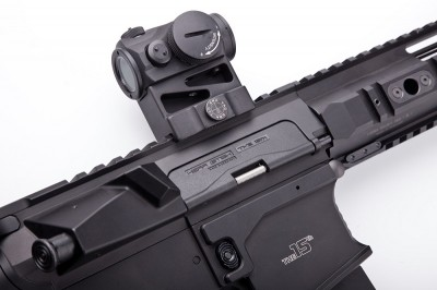 AR-15 Polymer dust cover