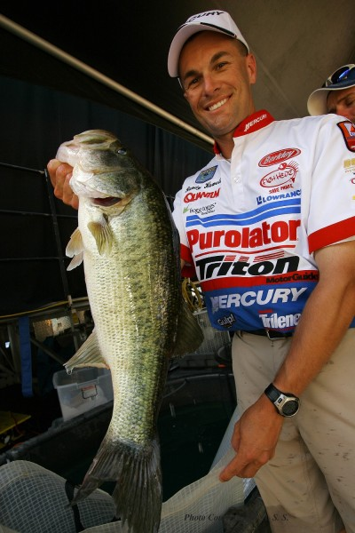 Howell thinks that lipless crankbaits will be the most popular lures on the water during the Classic.