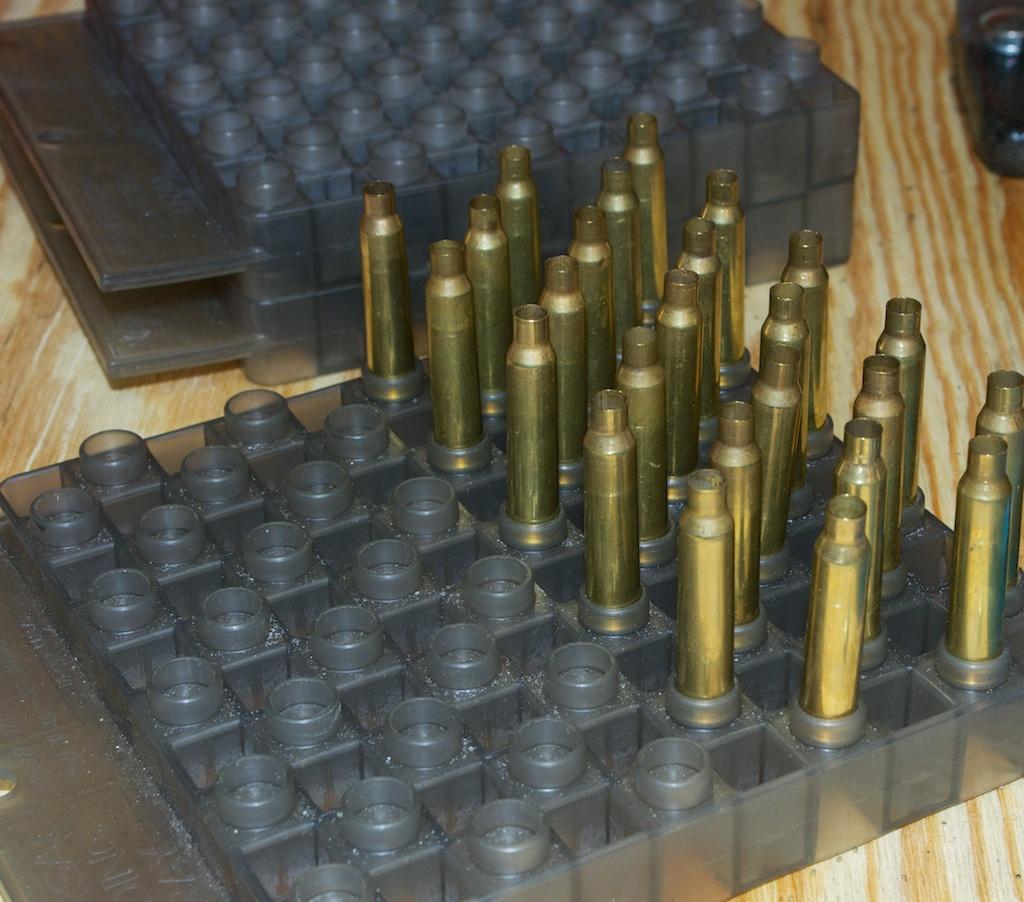 ammunition reloading machine
